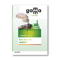 GaMMa - 2e editie Themaboek Kan dat niet sneller? themaboek 2 vmbo-bk 2016
