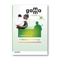 GaMMa - 2e editie Themaboek Je bestaan bedreigd themaboek 2 vmbo-bk 2016