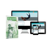 D'accord! - 3e editie digitale oefenomgeving + werkboek 3 vmbo-gt