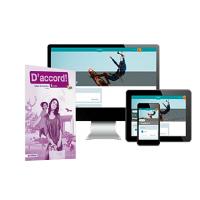 D'accord! - 3e editie digitale oefenomgeving + werkboek 6 vwo