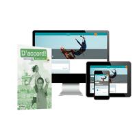 D'accord! - 3e editie digitale oefenomgeving + werkboek 1 vmbo-gt havo
