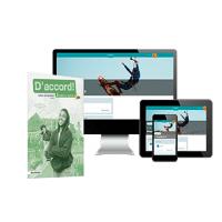 D'accord! - 3e editie digitale oefenomgeving + werkboek 2 vmbo-gt havo